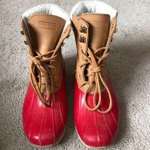 Sperry snow/rain boots